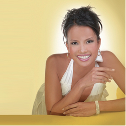 Charmaine Clamor yellow
